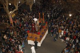 Holy Thursday procession in Palma, Mallorca