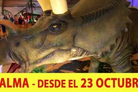 Dinosaurs Tour - Palma 2021