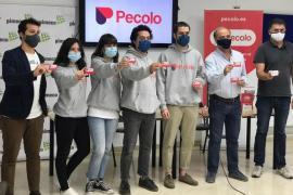 Presentation of Pecolo sales app in Mallorca