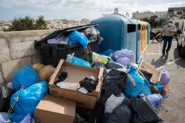 Mallorca rubbish strike