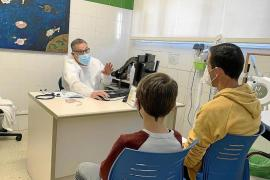 Doctor consultation.