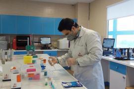 Covid testing laboratory