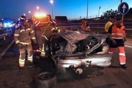 Fatal road accident in Vigo, Spain