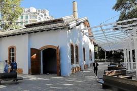 Ses Estacions Old Steam Building, Palma.