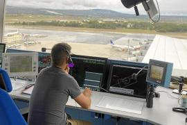 Son Sant Joan Airport Tower, Palma.