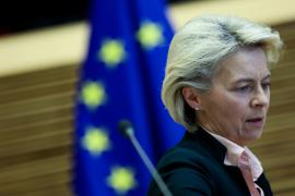 """""""The European Union does appear to be remarkably quiet at the moment..."""""""
